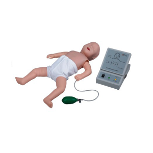 مانکن احیای قلبی ریوی نوزاد CPR پیشرفته