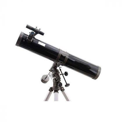 تلسکوپ نیوتونی انعکاسی بزرگنمایی 675X