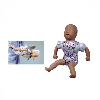 مانکن احیای قلبی ریوی CPR و شوکینگ نوزاد