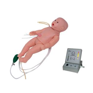 مانکن پرستاری و احیای قلبی ریوی CPR نوزاد پیشرفته