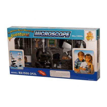 میکروسکوپ دانش آموزی بزرگنمایی 1500X