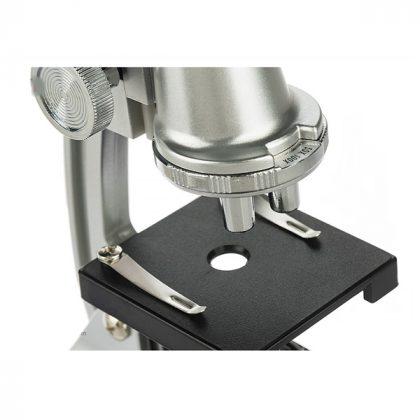میکروسکوپ دانش آموزی بزرگنمایی 1200X مانیتور دار