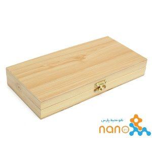 جعبه لام چوبی 50 عددی