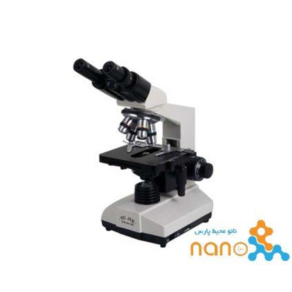 میکروسکوپ دو چشمی بیولوژی مدل XSZ-801BN